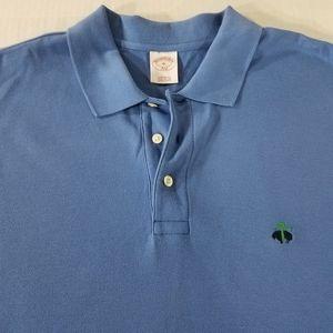 Brooks Brothers 346 Long Sleeve Polo Shirt